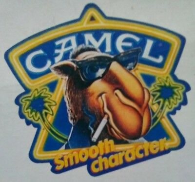 Brand New Camel Cigarette Lighter That Looks Like A Pack Of Cigarettes