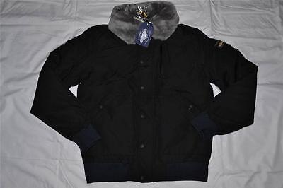 AUTHENTIC PENFIELD MENS GREENHILL BOMBER BLACK SIZE SMALL S  Jacket BRAND NEW