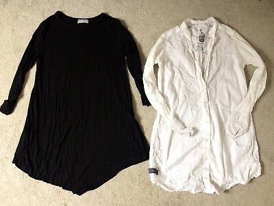 Ladies Bundle Of 5 Size 8 Long Sleeved Tops