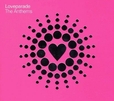 Loveparade - The Anthems - VARIOUS [CD]