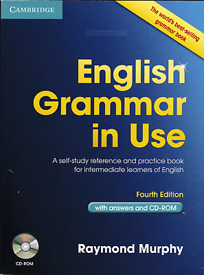 Cambridge ENGLISH GRAMMAR IN USE with Answers FOURTH Ed R Murphy @USED@