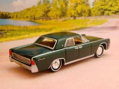 4th Gen 1961–1969 Lincoln Continental Luxury Sedan 1/64 Scale Limited Edition L