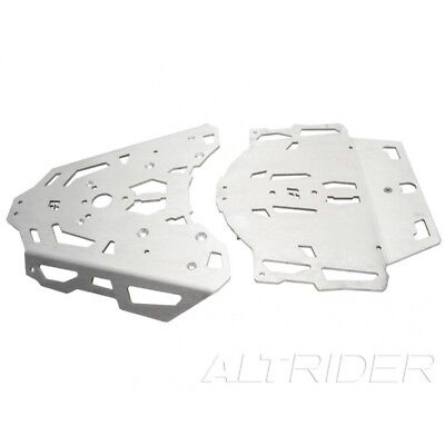 AltRider Luggage Rack System for BMW R1200GS Water Cooled - Silver