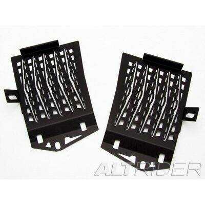 AltRider Radiator Guard for the BMW R1200GS Water Cooled - Black