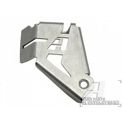 AltRider Rear Brake Reservoir Guard for the BMW R1200GS Water Cooled - Silver