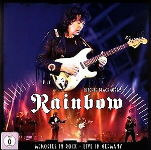Memories In Rock-Live In Germany - RITCHIE BLACKMORE'S RAINBOW [3x LP]