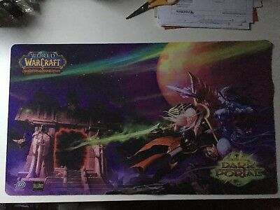 World of warcraft 3x SPIELMATTE / PLAYMAT