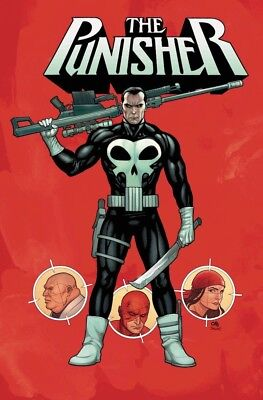 Punisher #1 1:50 Cho (Preorder Release Date Aug 22)