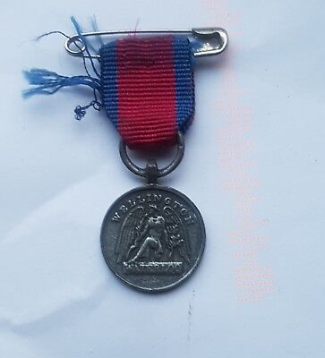 Miniature Waterloo Medal? No reserve