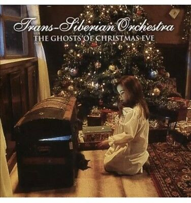 trans siberian orchestra the ghosts of christmas eve new cd - Christmas Attic