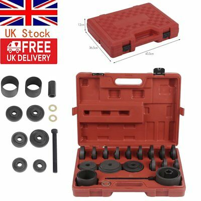 23Pc Front Wheel Drive Bearing Removal Installation Tool Kit UK Stock AX