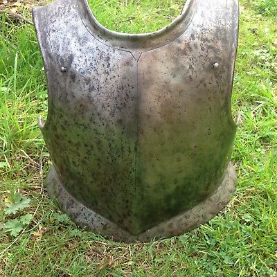 English Civil Front Breast Plate