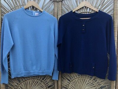 CLOSING DOWN SALE!!!! 2 x Vintage Jumpers Lot #72