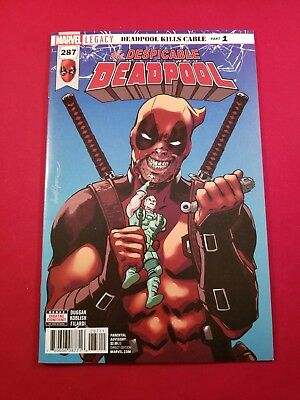 The Despicable Deadpool #287 Marvel Comics NM 9.2 HUGE AUCTION  RIGHT NOW @@
