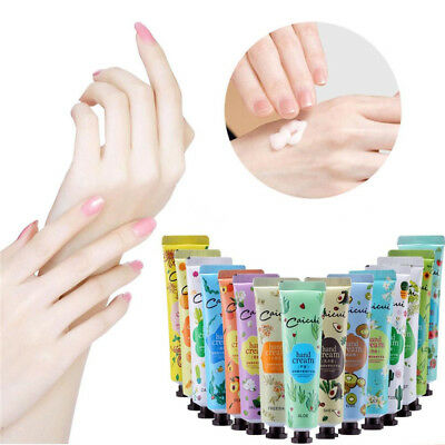 30g Mini Cute Hand Cream Hand Lotions Nourishing Anti-Aging Hand Feet Care Cream