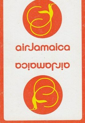 Vintage Swap / Playing Card -  1 Single Airline - Aa