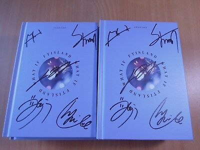 FT Island - What If (6th Mini Promo) with Autographed (Signed)
