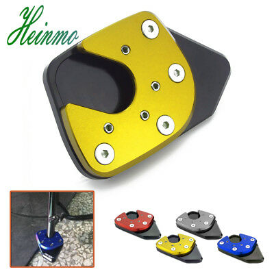 Motorcycle Side Stand Enlarge Plate Pad Extension For Honda X-ADV 2017-2018 Gold