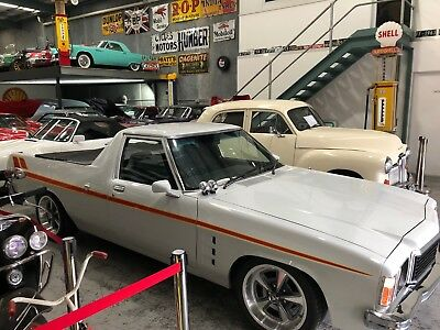 1978 HOLDEN HZ SANDMAN THEMED 5.0 INJECTED 308 WITH TURBO 700 ! immaculate