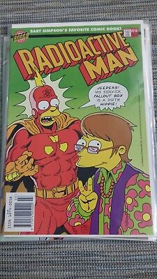 Radioactive Man Issue 216 (Bongo)
