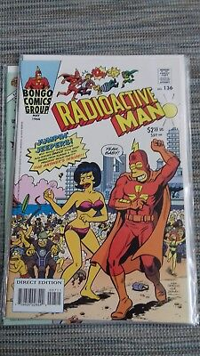 Radioactive Man Issue 136 (Bongo)