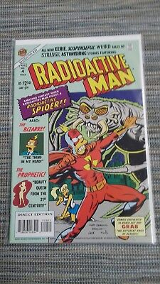 Radioactive Man Issue 4 (Bongo)
