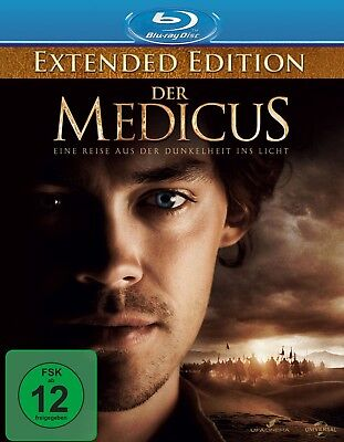 Der Medicus (Extended Edition, 2 Discs) [2x Blu-ray Disc]