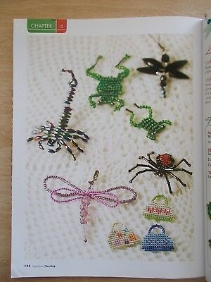 Inspirational Beading #1~140 Projects~Jewellery~Accessories~146pp