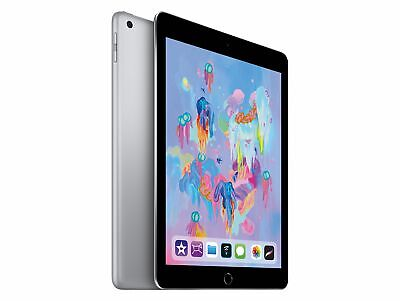 Apple iPad mit WiFi, 32 GB, 2018, space grau