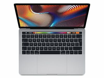 "Apple MacBook Pro 13"" (2018), i5 2,3 GHz, 8 GB RAM, 256 GB SSD, silber"