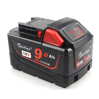 18v Replacement Lithium Ion Spare Battery Eskde Eckman