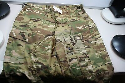 Aircrew Combat MultiCam Aramid Trousers (Pants)--Large Regular