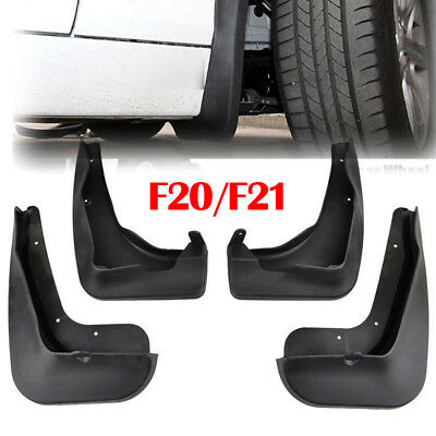 For BMW 1 Series F20 F21 12-18 OEM Styled Set Splash Guards Mud Flaps Front Rear