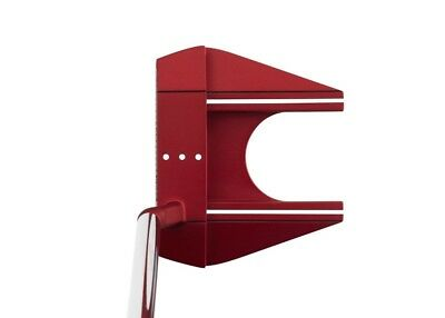 """Odyssey O-Works # 7 Putter red 35"""""""