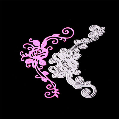 Lace Flowers Metal Cutting Dies for DIY Scrapbooking Album Paper Card CraftCS