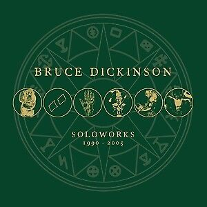Bruce Dickinson-Soloworks - DICKINSON BRUCE [9x LP]