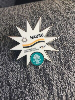 Commonwealth Games Gold Coast 2018 Naru pin