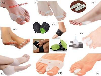 Planter Fasciitis Arch Supports Hallux Valgus Toe Corrector Heel Socks Foot Care