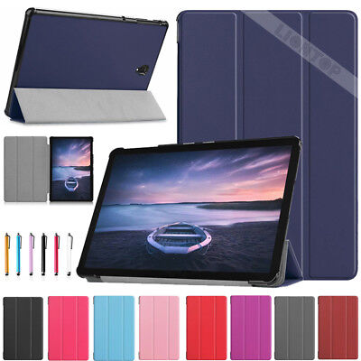 "AU For Samsung Galaxy Tab S4 A A2 XL 10.5"" 2018 Tablet Smart Leather Case Cover"