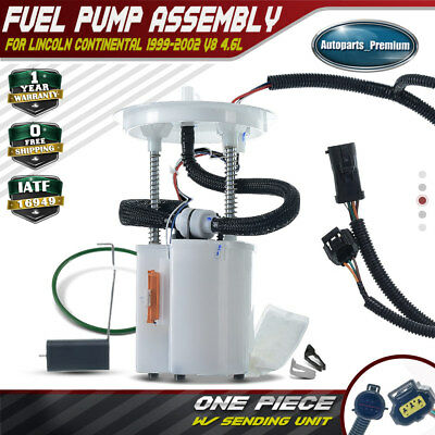 Electric Fuel Pump Module Assembly for 99-02 Lincoln Continental V8 4.6L E2249M
