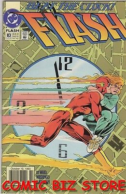Flash #83 (1993) 1St Printing Bagged & Boarded Dc Comics