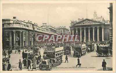 CPA Bank of England and Royal Exchange London Autobus