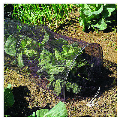Garden Grow Tunnel, Netting/Wire, 18-In. x 10-Ft.