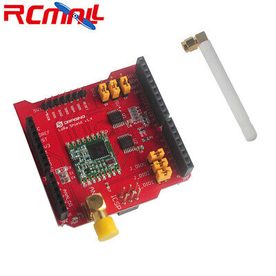 DRAGINO LORA SHIELD Long Distance Wireless 433MHz 915MHz 868MHz for