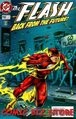 Flash #118 (1996) 1St Printing Bagged & Boarded Dc Comics