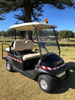 Club Car 2007 Precedent trayback/ 4 seater electric golf cart