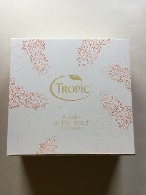 Tropic Skincare A Walk On the Beach Foot Collection