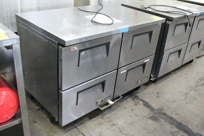 True Four Drawer Under Counter Refrigerator Model TUC-48D-4 - Free Shipping