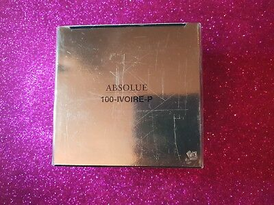 Lancome Absolue Sublime Cream Foundation 100 Ivoire - P