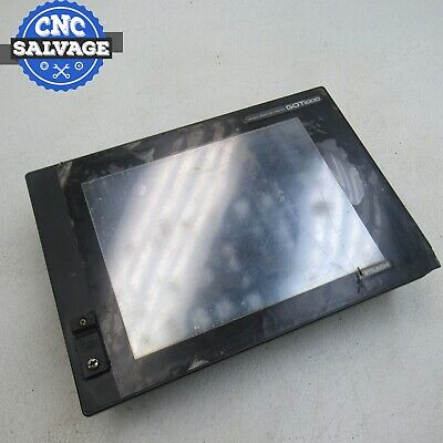 Mitsubishi Touch Screen GT1585-STBA GT15-J61BT13 *For Parts Only*